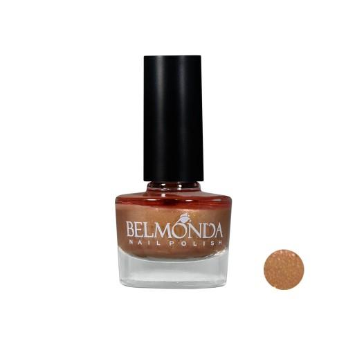 لاک ناخن ایلوژن Belmonda مدل Bronze