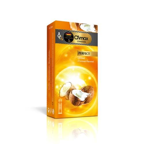 کاندوم 12 عددی CLIMAX مدل Perfect