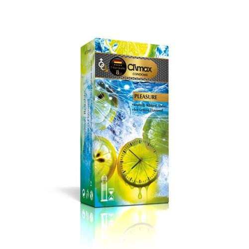کاندوم 12 عددی CLIMAX مدل Pleasure