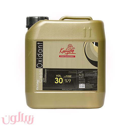 اکسیدان 9 درصد 4 لیتری Kalyon