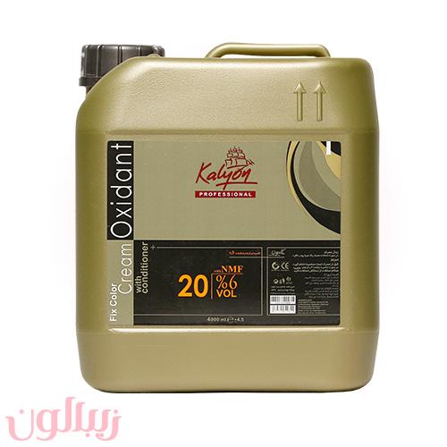 اکسیدان 6 درصد 4 لیتری Kalyon