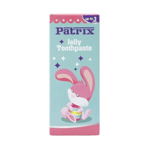 خمیر دندان ژله ای دخترانه 45 گرمی Patrix
