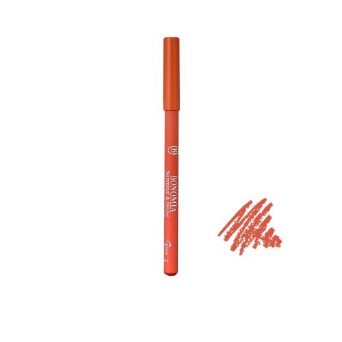 خط لب مخملی ضدآب Bonomia کد 502