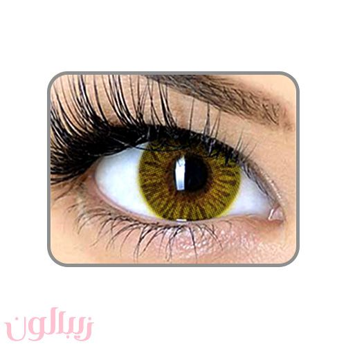 لنز رنگی iSee Vision کد 17