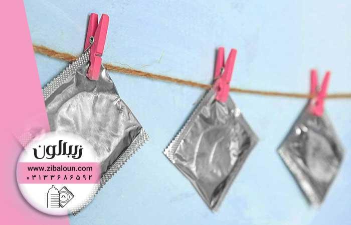 قیمت کاندوم زیبالون