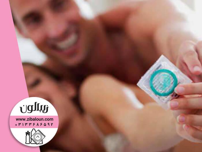طریقه استفاده از کاندوم زنانه