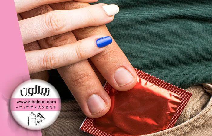 خرید کاندوم مردانه