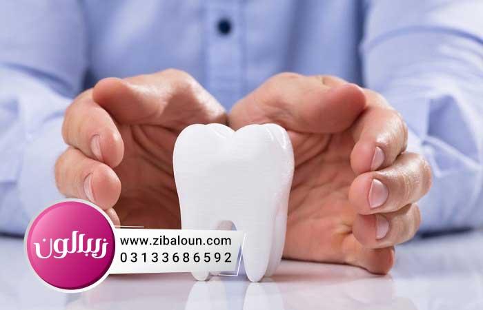درمان پوسیدگی دندان در طب سنتی در زیبالون