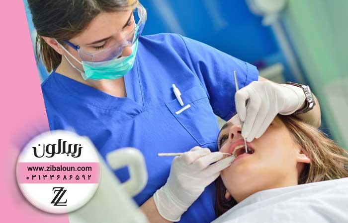 راهکارهای درمان پوسیدگی بین دو دندادن