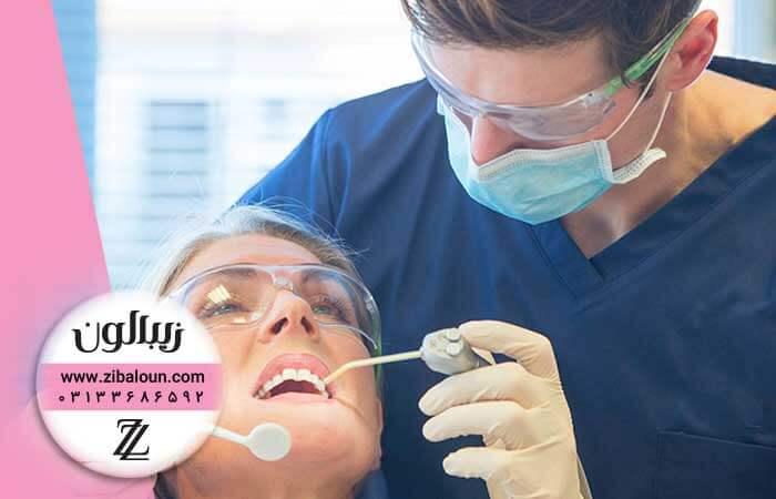 با زیبالون پوسیدگی دندان را درمان کنید