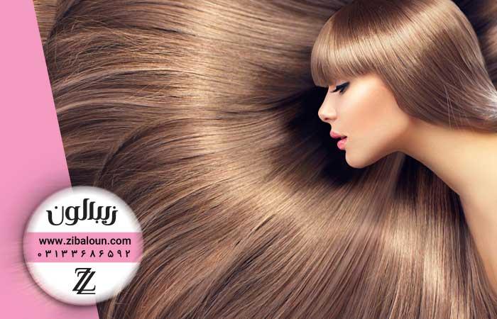 بهترین راه درمان ریزش مو