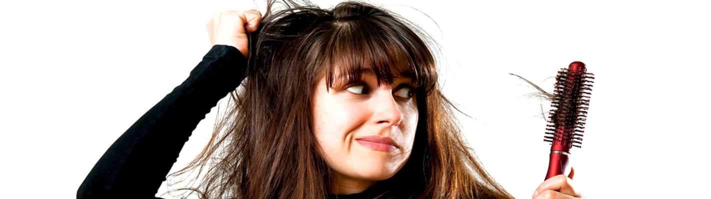 درمان ریزش مو - شگفت انگیزترین راه جلوگیری از ریزش موکشف شد!