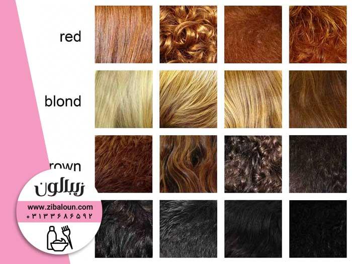 رنگ موی گارنیر
