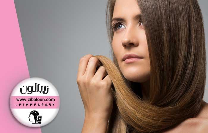 ماسک مو برای رشد سریع مو