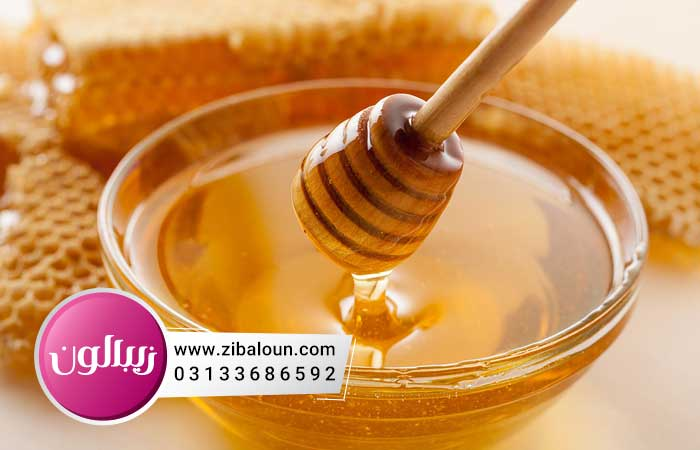 درمان شوره سر با عسل
