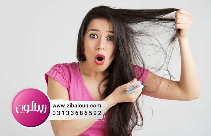 بهترین درمان ریزش مو با حنا