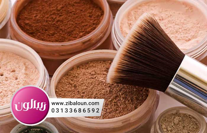 کرم پودر شون مناسب انواع پوست