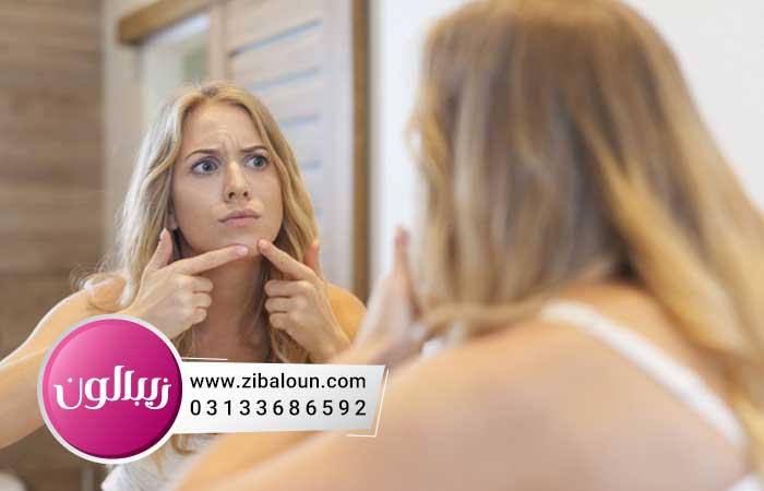 جدیدترین درمان جوش صورت