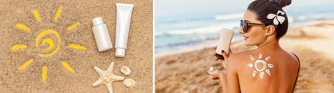 کرم ضد آفتاب - بهترین کرم ضدآفتاب برای پوست چرب، خشک و مختلط