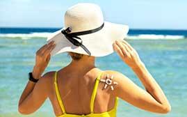 کرم ضد آفتاب  بهترین کرم ضدآفتاب برای پوست چرب، خشک و مختلط